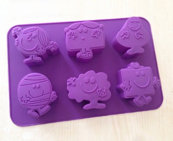 Cartoon Jelly Cake Recipe: SpongeBob SquarePants Cartoon Cake Mold Flexible By