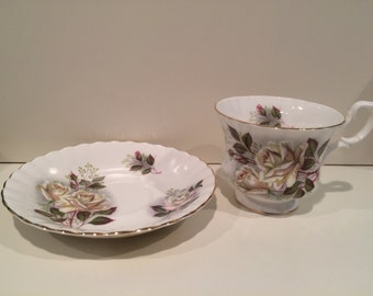 Royal Albert Tea Cup and Saucer - Circa 1960's