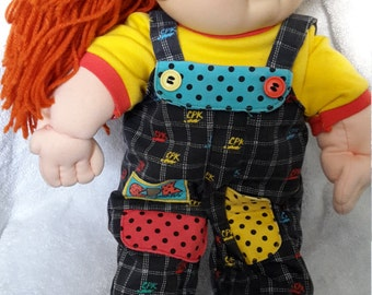 Cabbage Patch kids doll,vintage cpk,cabbage patch doll,xavier roberts doll