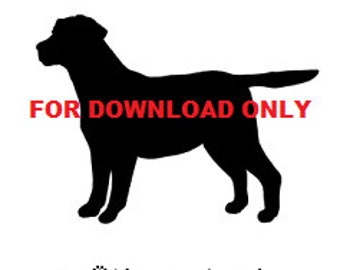 Life Is Better With A Lab Digital Printable Download