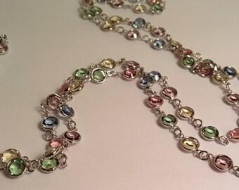 Swarovsky Crystal necklace