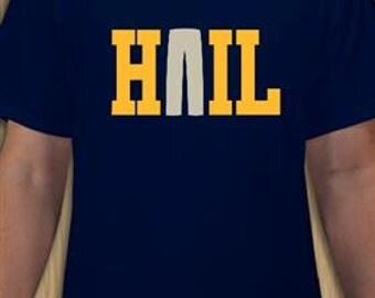 Hail Jim Harbough Michigan Wolverines  t-shirt
