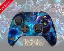 Thresh League of Legends Xbox One Controller Skin
