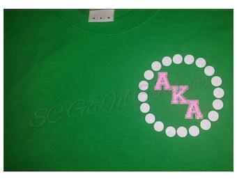 Alpha Kappa Alpha Shirt