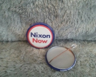 Nixon Now button