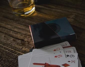 Divide card deck