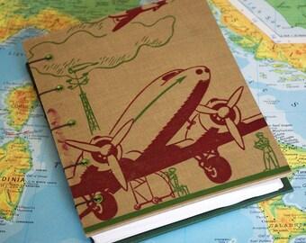 Take Flight Upcycled Travel Journal