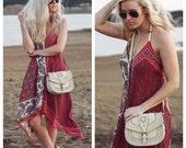 Scarf Dress, Boho Dress, Boho Bridesmaid dress, vintage dress, vintage scarf dress, vintage scarf, silk scarf,