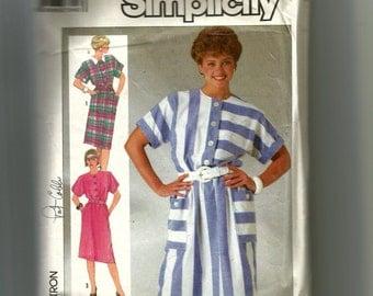 Simplicity Misses' Dress Pattern 7314