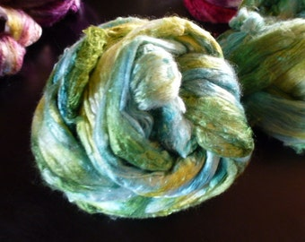 Hand Dyed Silk Top Lily Ponz 2 Ounces