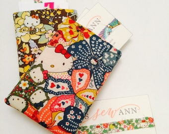 Card Case - Hello Kitty Liberty of London
