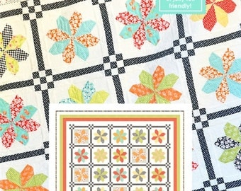 County Fair quilt pattern from Fig Tree and Co.