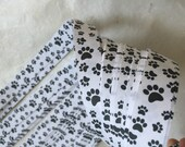 "Clearance price* 1/2"" Weaving Star Paper~ Paw Prints (50 strips)"