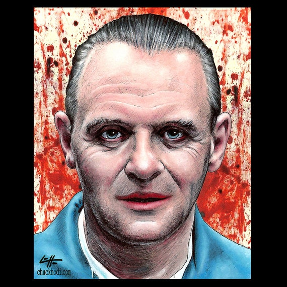 Hannibal Lecter Silence Of The Lambs