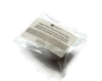 Hydrating Face Cream| Face Cream Hyaluronic Acid| Dry Skin Face Cream| Natural Face Cream| Wrinkle Cream| Neck Décolletage Cream| Sample