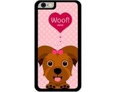 Phone Case - Yorkie - Hard Case for iPhone 4, 4s, 5, 5s, 5c, 6, 6 Plus - iPod Touch 4, 5 - Galaxy S3, S4, S5