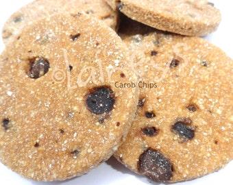 Laineys Carob Chip Cookies
