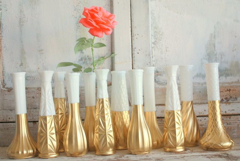 Diy Paint Dipped Bud Vases Best Of Home Design Ideas