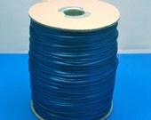 Flag Blue Rattail Satin Cord 2mm 3 yards