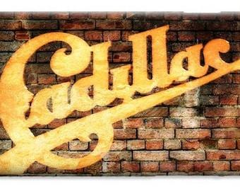 Cadillac Emblem, iPhone and Galaxy case