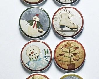 Folk Art Christmas 1 Flair