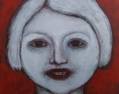 Chen - tiny original painting