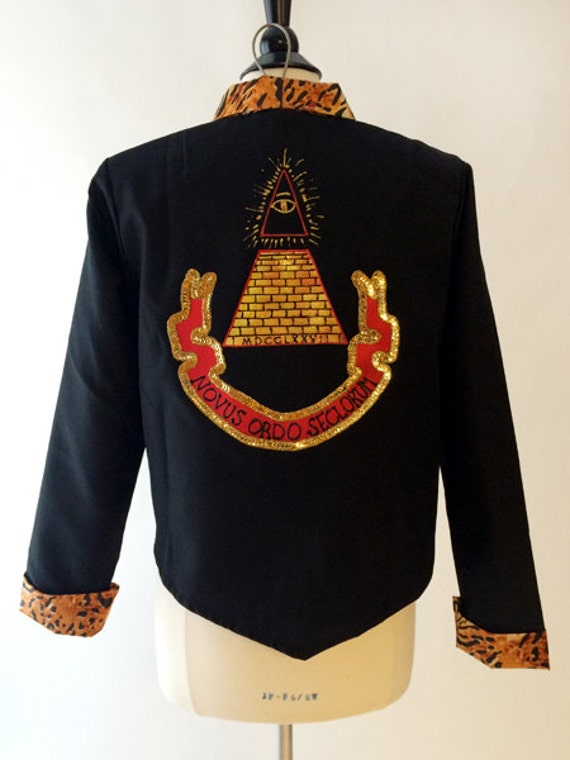 Desperately Seeking Susan Style Bolero Jacket Madonna Costume