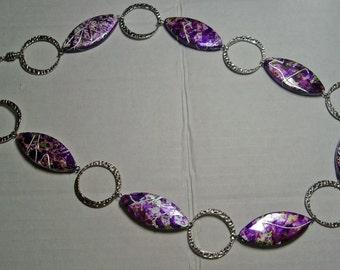 Purple and Circles