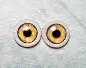 Doll eyes 12mm AD4 SM color Desert