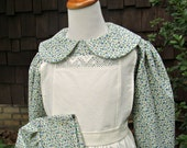Laura Ingalls,Little House Prairie Dress/Girls Pioneer  Costume(Please check lead time inside of ad)