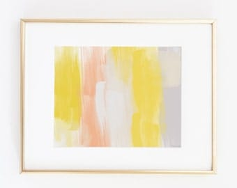 Abstract Art Print, #15, Modern Wall Art, Minimalist Art, Modern Art Abstract, Digital Art, Modern Minimalist Art, Abstract Nursery Artwork
