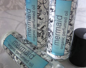 Mermaid Organic Perfumed Oil