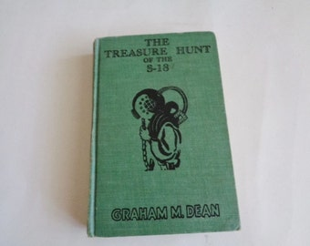 Treasure Hunt of the S 18 Book