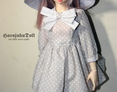 HarajukuDoll my little mori outfit msd size