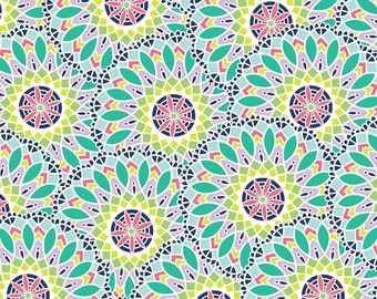 Clearance 1 yard Geofabulous Blend Fabrics 101.114.01.2  - no.913