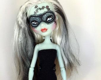 OOAK Monster High Repaint Frankie