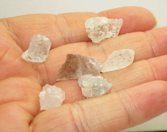 Radiant Blades - Naturally Etched Unheated Topaz Crystals - 2015 Shipment