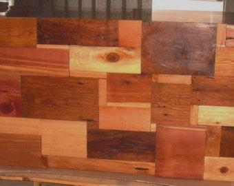 Tapestry of Fine Woods Sales Counter-Desk Extraordinaire