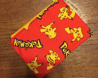 Pikachu Pouch