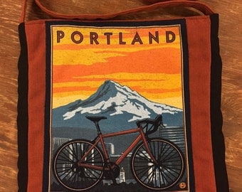 Oregon bike bag