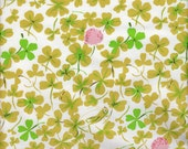 Windham Fabrics Briar Rose Clover Cricket in Pink- Half Yard