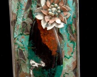 Desert Canvas pendant