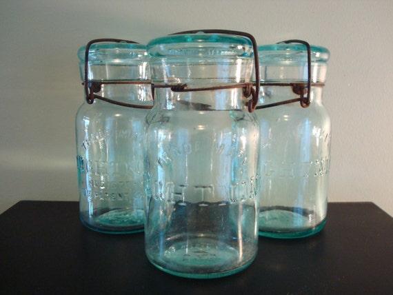 Vintage & Antique Mason Jars Guide - Dating Ball Canning Jars