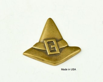 Halloween Charm, Pointed hat wizards charm hat 15141