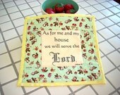 Clearance, Mini Wall Hanging, Mug Rug, Table Topper, Snack Mat, Home And Living,