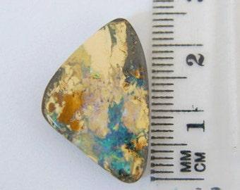 Opal, Natural Australian Boulder Opal - Item 1808151 - FREE SHIPPING