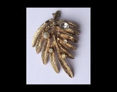 CUSTOM ITEM Reserved for Brendan: Golden Palm Necklace