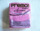 premo! Sculpey Accents, Polymer Clay Block, 56 grams, 1.97 oz, Never Used, Original Packaging, Polymer Clay Supplies, Fimo, Sculpey