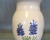 Bluebonnet Cremation Urn