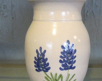 Bluebonnet Cremation Urn